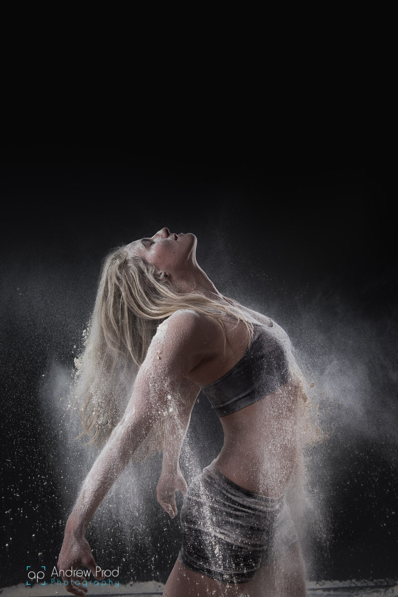 Flour Photoshoot By London Photographer Andrew Prod