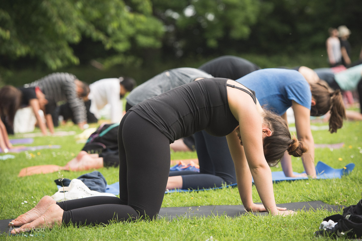 Yoga day Alexandra palace (11)