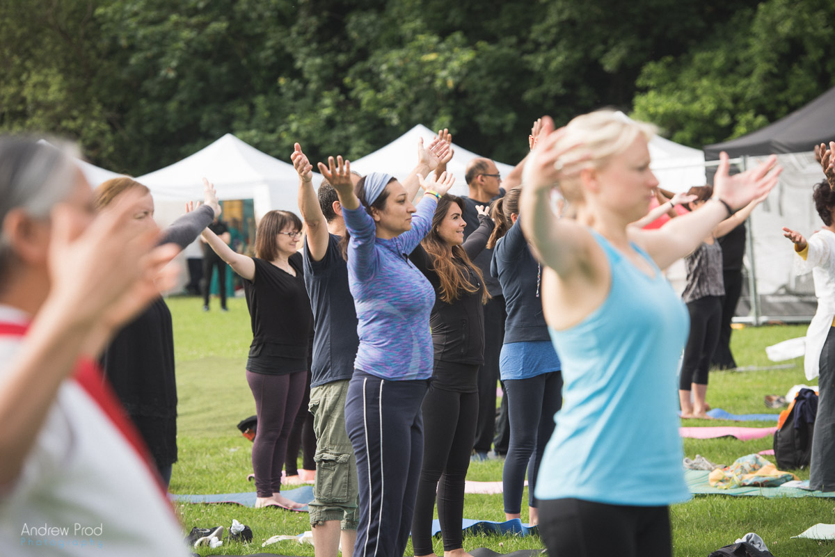 Yoga day Alexandra palace (2)