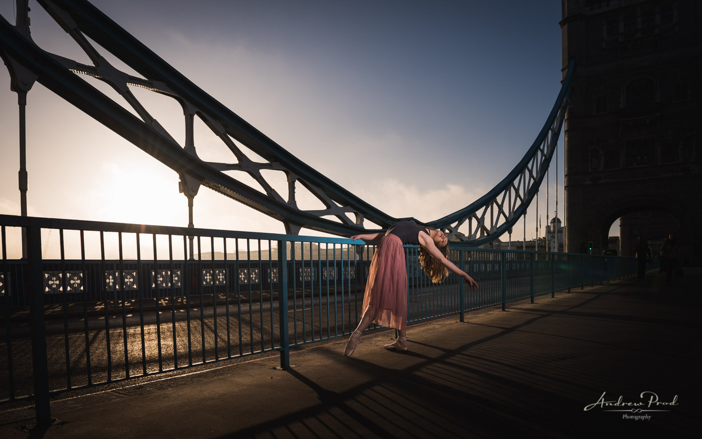 London Ballerina portraits