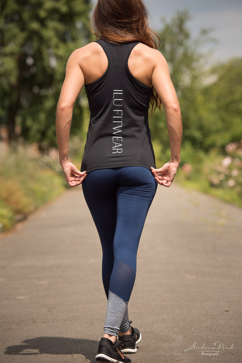 Yogawear photographer London