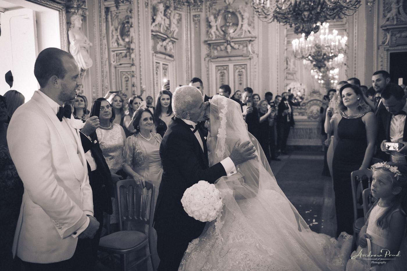 Palazzo Parisio ceremony