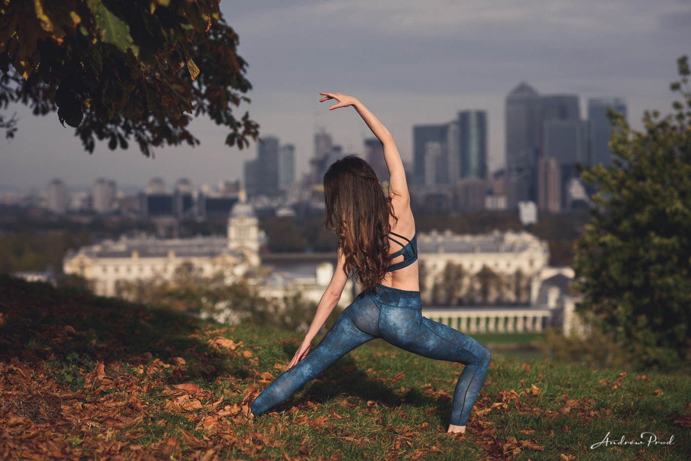 Yoga Portraits