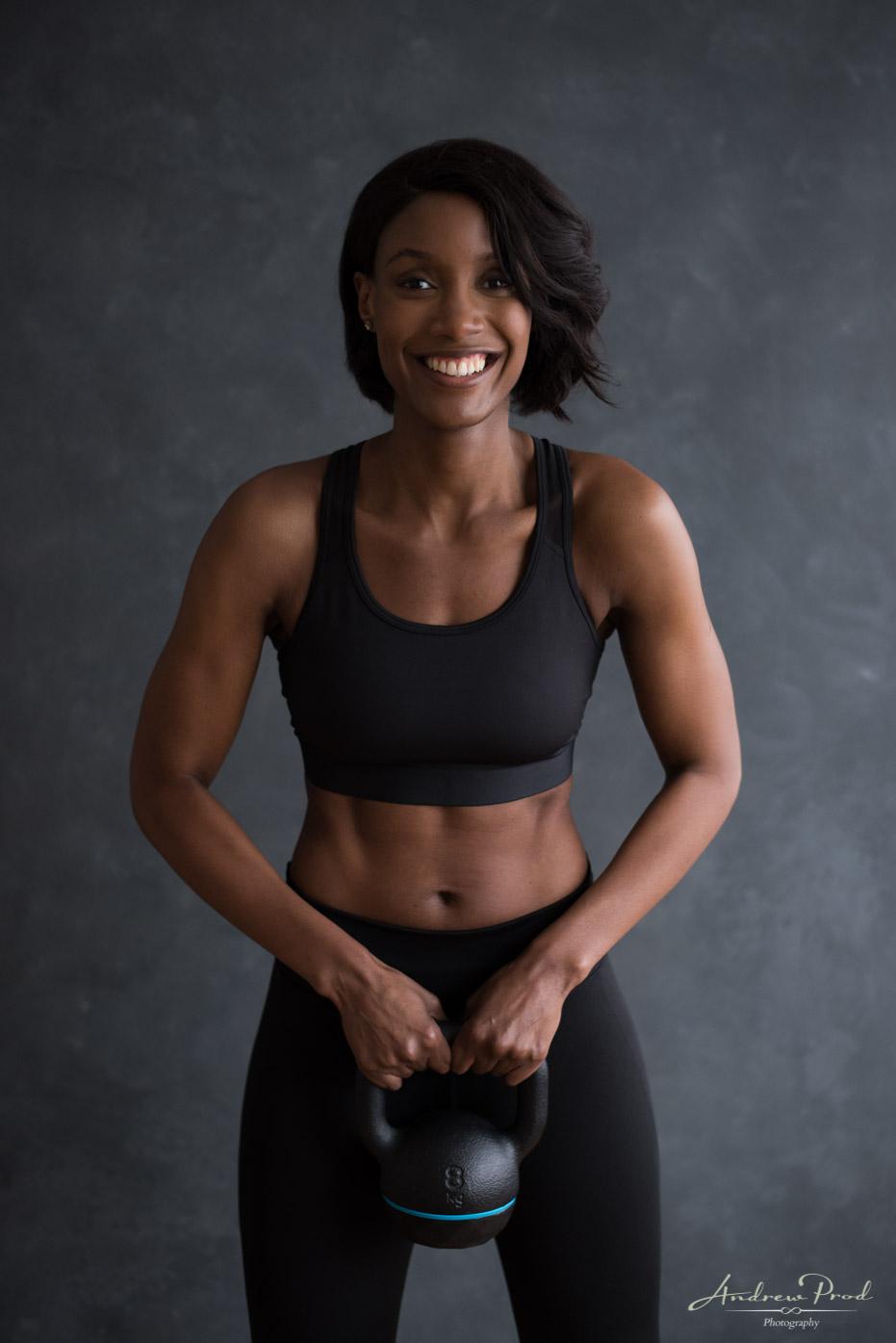 London Fitness Portraits