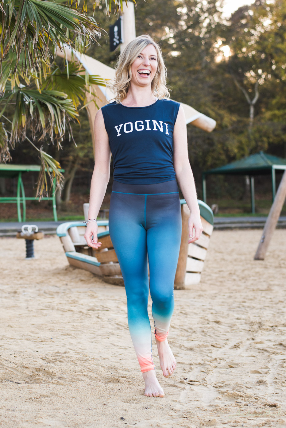 Blossom Yoga Wear Photoshoot, By Yoga Photographer Andrew