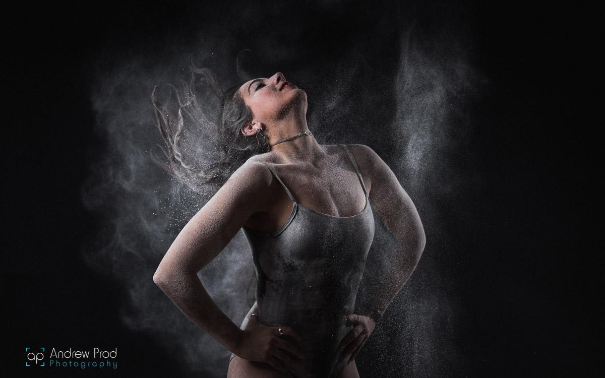 Flour photography 4