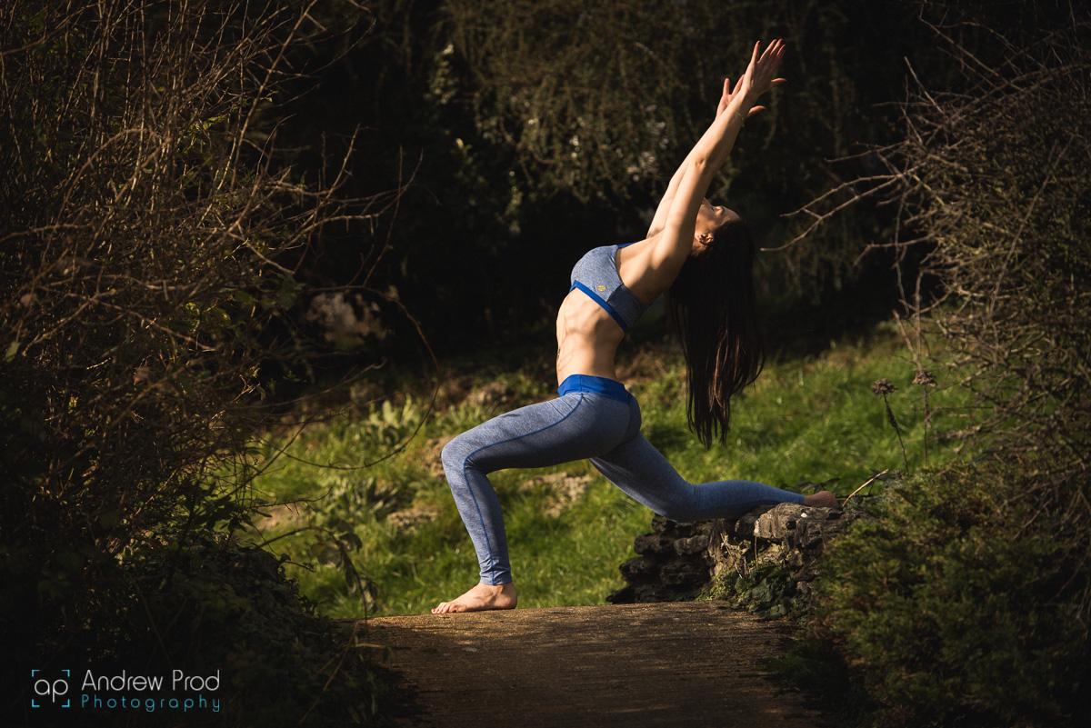 Enfield yoga photographer