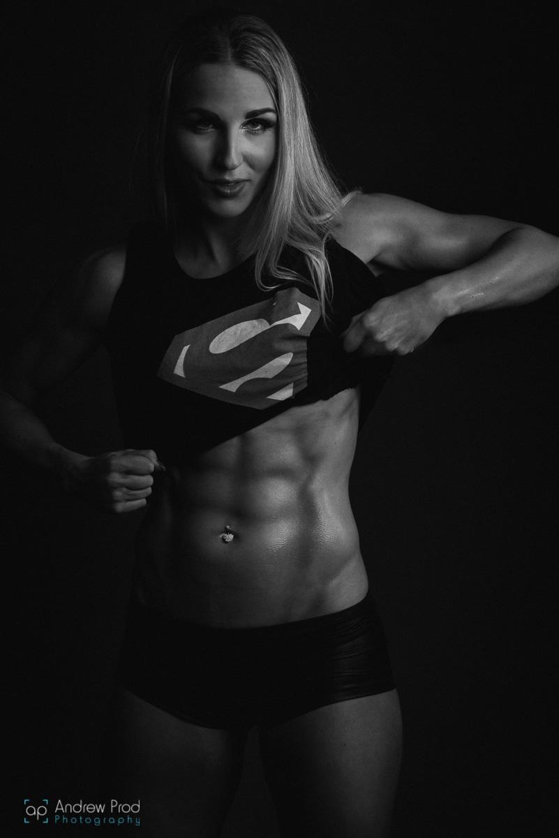 London fitness photographer
