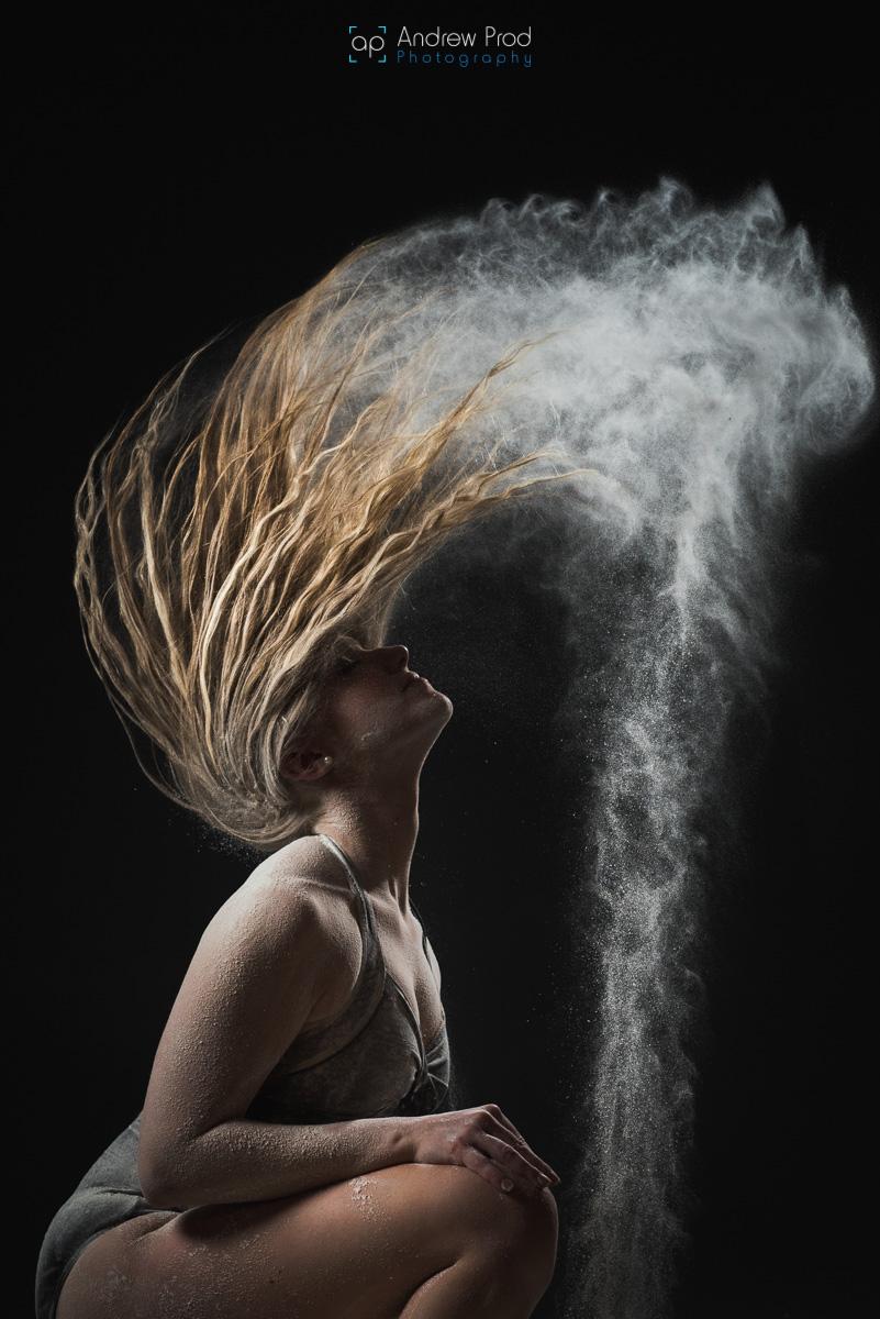 creative flour photography