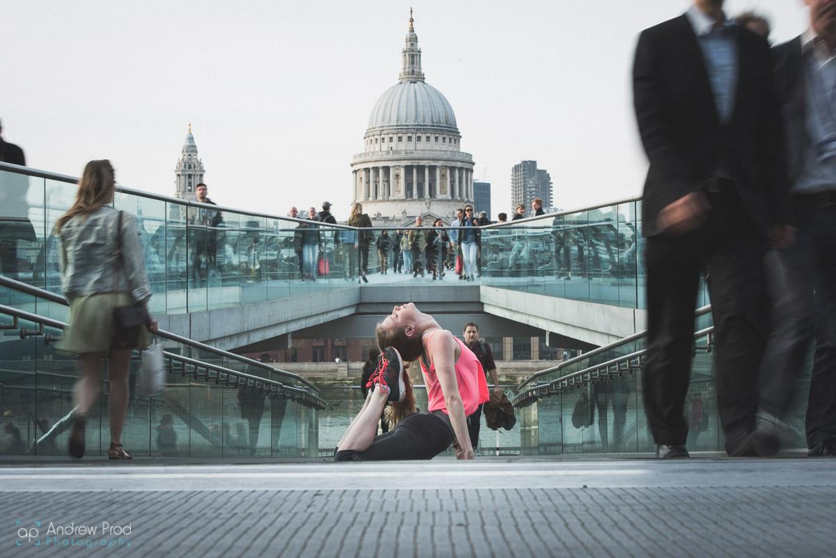 yoga photography london