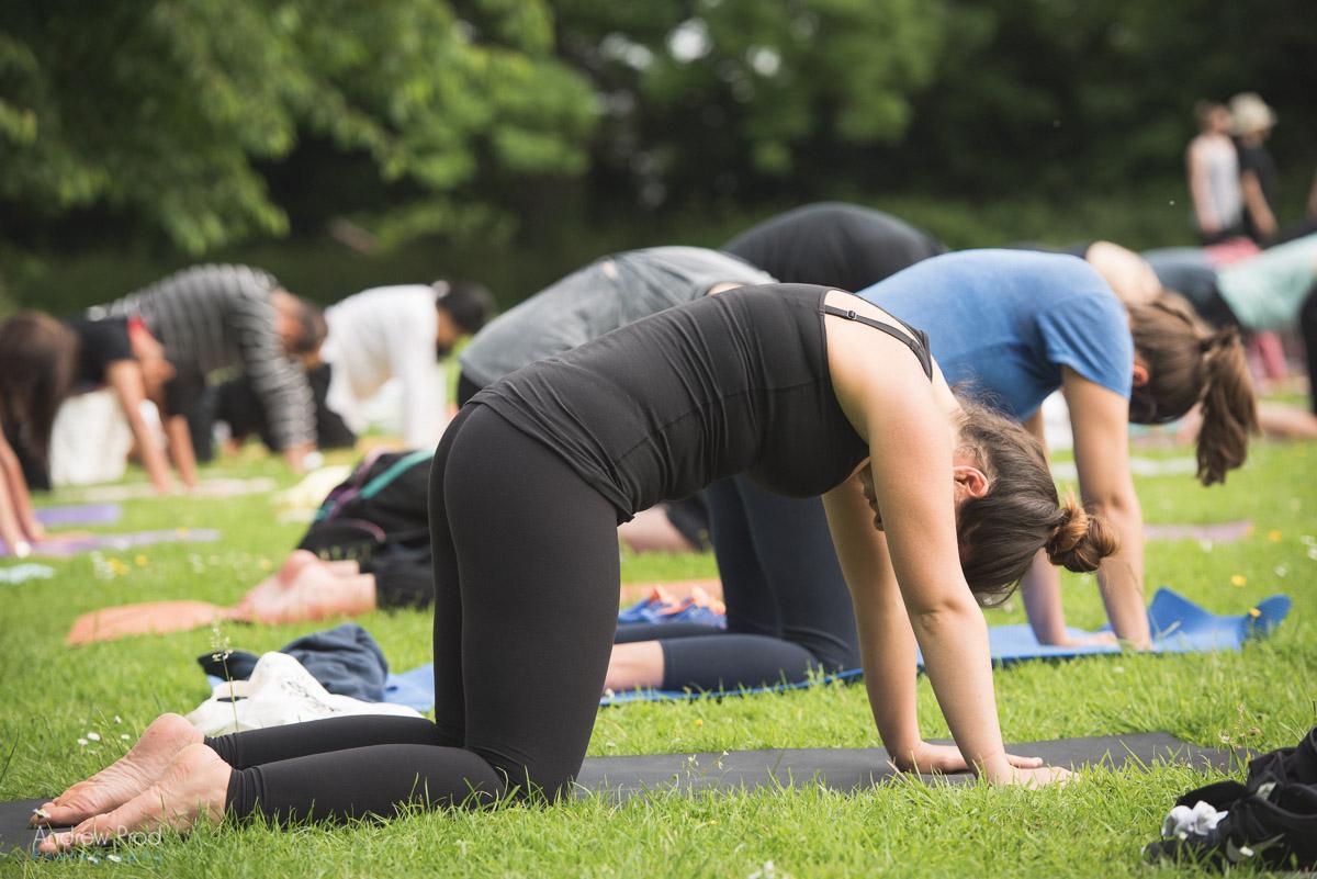 Yoga day Alexandra palace (11)