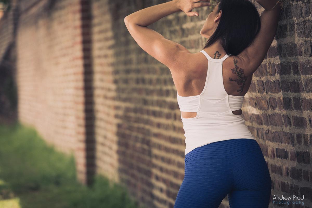 Yoga wear photoshoot (2)