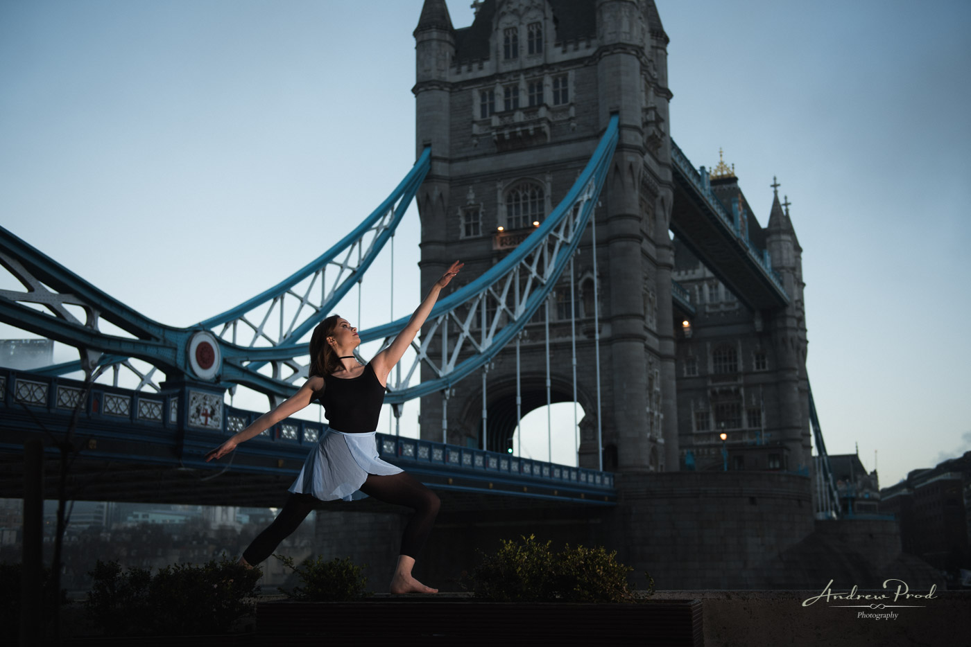 Dance photographer in London