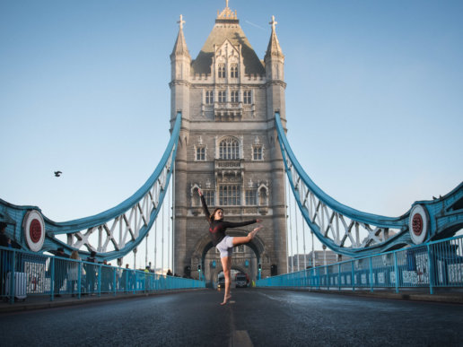 London Dance Photographer