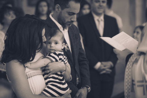 Greek Christening photographer London