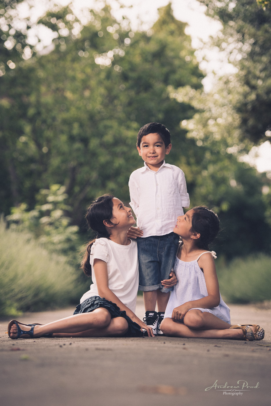 Siblings photoshoot