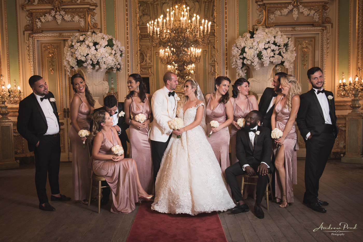 Palazzo Parisio weddings