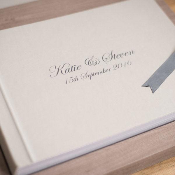 Wedding Album Sample