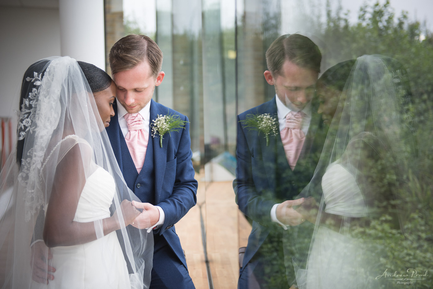 London Wetlands Wedding Photographer