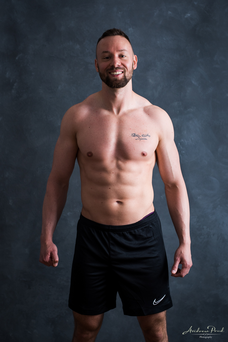 Men's Fitness Portraits