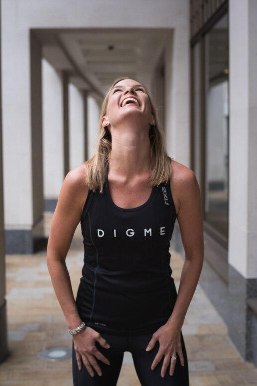 London fitness branding photographer