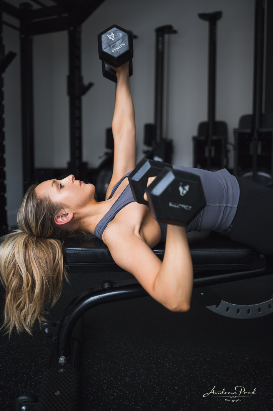 Fitness phootgraphy